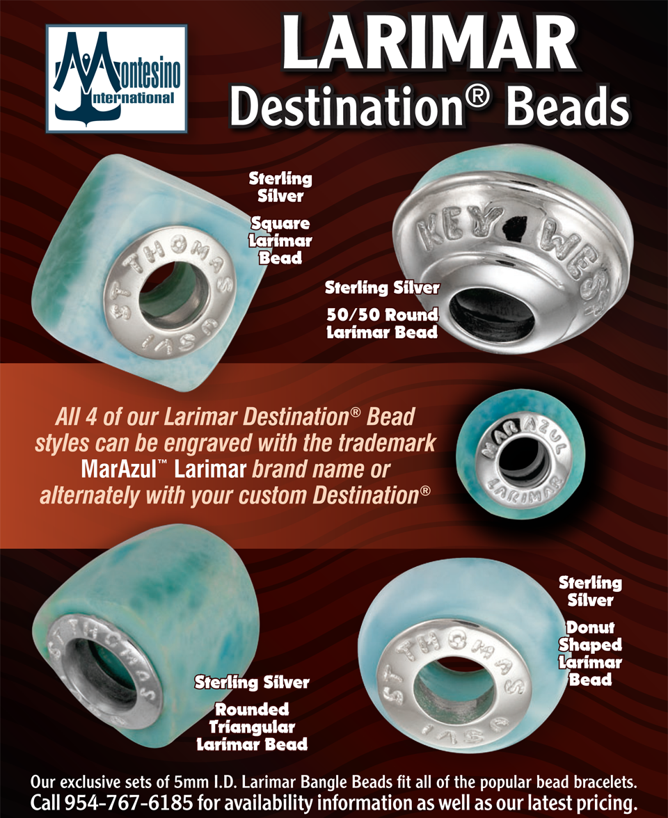 Larimar Destination Beads